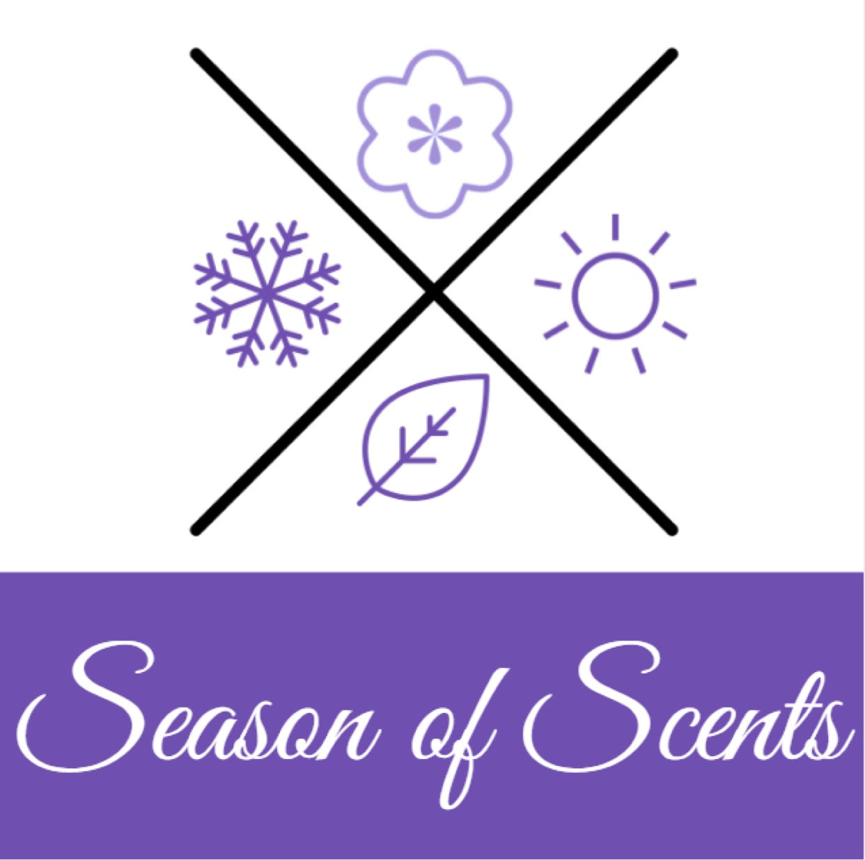 Season of Scents Spa Box Surprise (3 seasons) summer, fall, winter