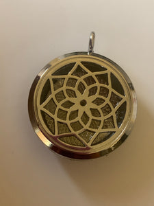 Sunburst Locket