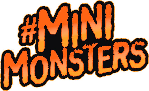 Mini monsters!!!!