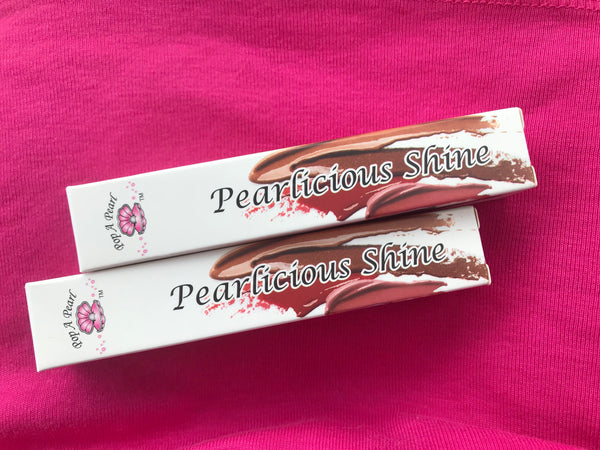 Pearlicious Shine Long lasting Lip gloss