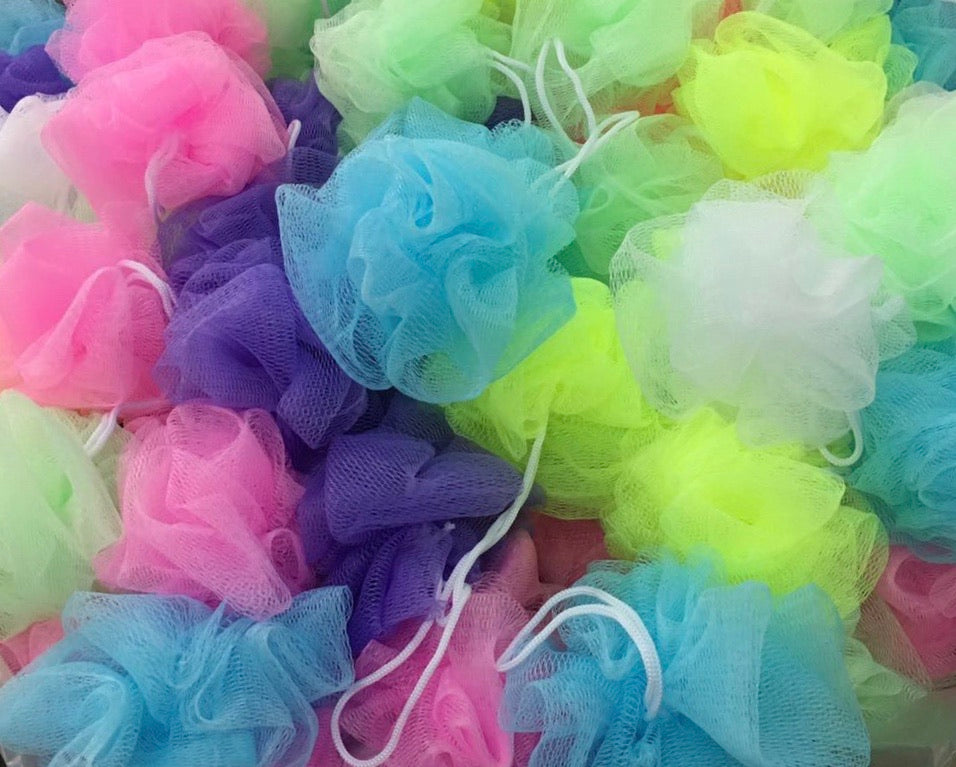 Poplicious Loofah Ball for 4