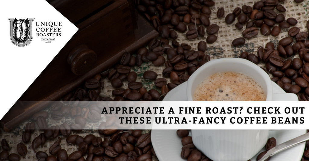 Appreciate A Fine Roast? Check Out These Ultra-Fancy Coffee Beans