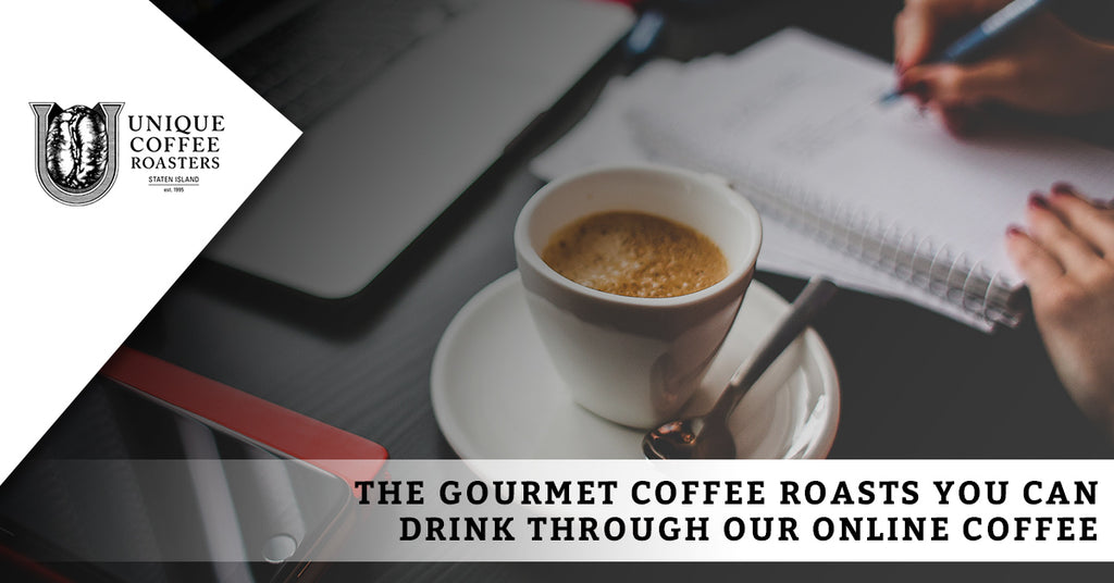 The Gourmet Coffee Roasts You Can Drink Through Our Online Coffee Subscription
