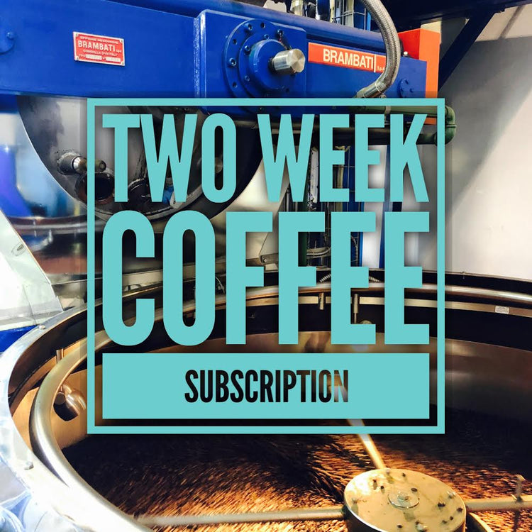 2 week Coffee Subscription