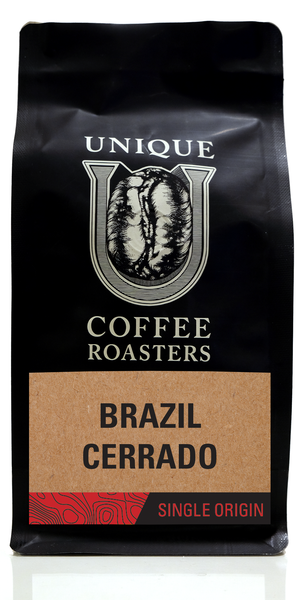 Brazil Cerrado - Unique Coffee Roasters [16oz (1lb)(453.6g)]