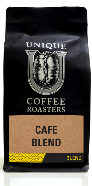 Cafe Blend - Unique Coffee Roasters [16oz (1lb)(453.6g)]