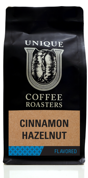 Cinnamon Hazelnut Flavored Coffee [16oz (1lb)(453.6g)]
