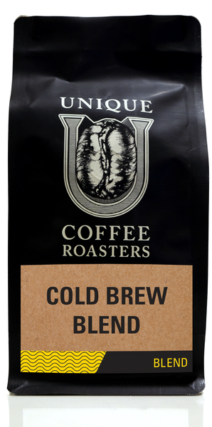 Cold Brew Blend - Unique Coffee Roasters [16oz (1lb)(453.6g)]