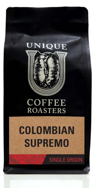 Colombian Supremo - Unique Coffee Roasters [16oz (1lb)(453.6g)]
