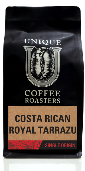Costa Rican Royal Tarrazu - Unique Coffee Roasters [16oz (1lb)(453.6g)]