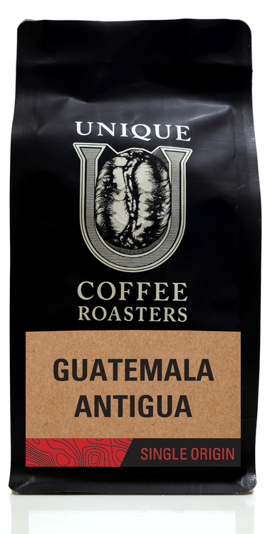 Guatemala Antigua - Unique Coffee Roasters  [16oz (1lb)(453.6g)]