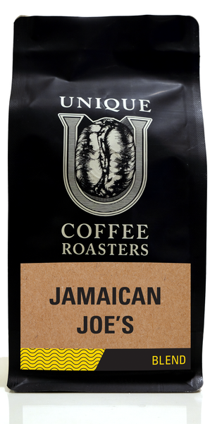 Jamaican Joe's - Unique Coffee Roasters [16oz (1lb)(453.6g)]