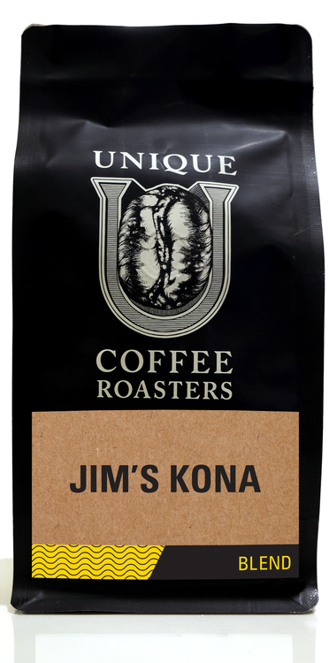 Jim's Kona - Unique Coffee Roasters [16oz (1lb)(453.6g)]
