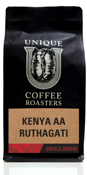 Kenya Ruthagati AA - Unique Coffee Roasters [16oz (1lb)(453.6g)]