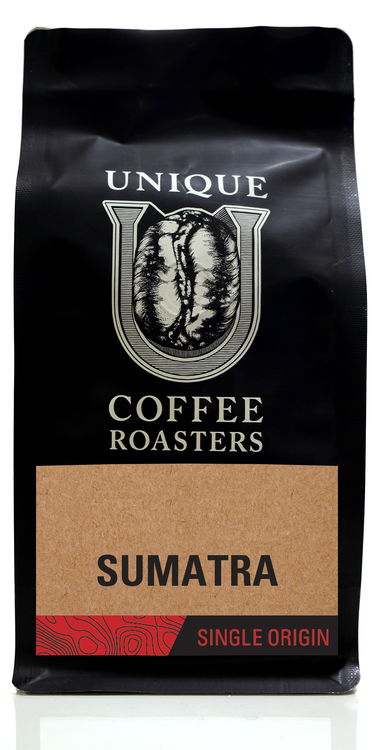 Sumatra Mandehling - Unique Coffee Roasters [16oz (1lb)(453.6g)]