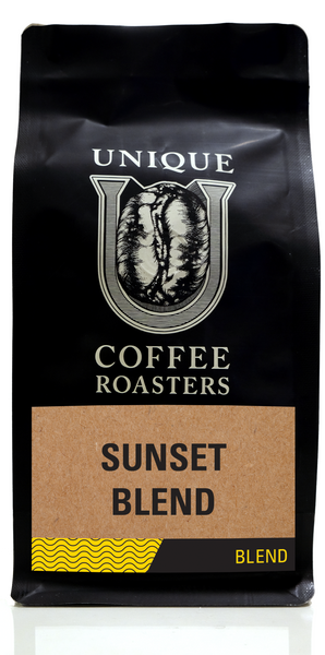 Roastmaster's Reserve Sunset Blend - Unique Coffee Roasters [16oz (1lb)(453.6g)]
