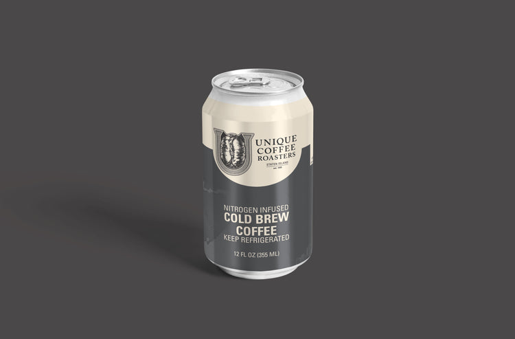 Cold Brew 6 Pack - Unique Coffee Roasters [6 - 12oz cans]
