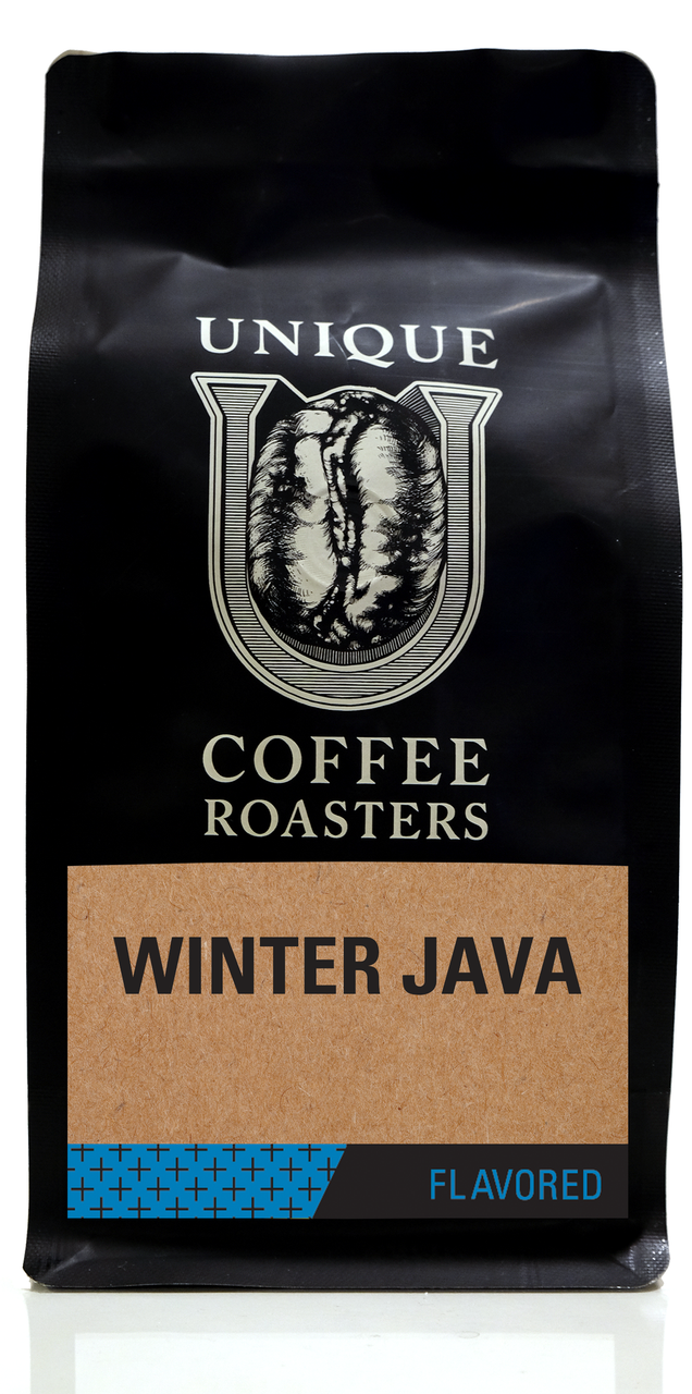 Winter Java - Unique Coffee Roasters [16oz (1lb)(453.6g)]