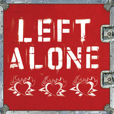 "Left Alone ""Self Titled"" CD"