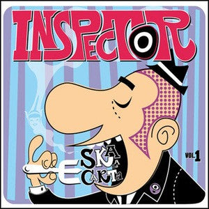 "Inspector ""Ska A La Carta"" CD"