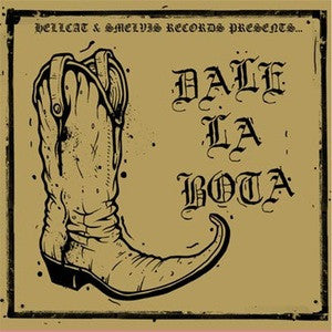 Dale La Bota Compilation CD