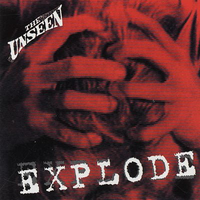 "The Unseen ""Explode""  12"" Record"