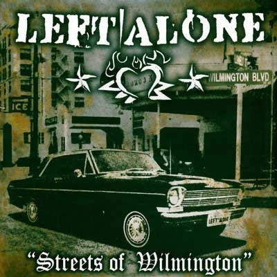 "Left Alone ""Streets Of Wilmington""  12"" Record"