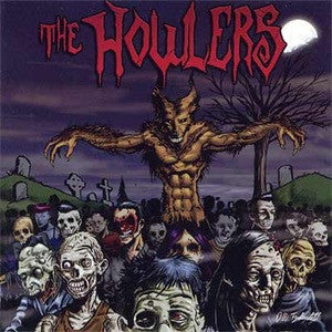 "The Howlers ""Follow The Wolf"" CD"