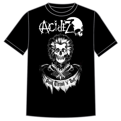 "Acidez ""Punk Trash n Roll"" Shirt"