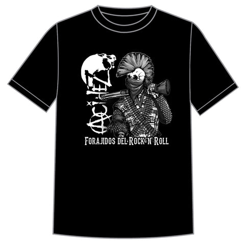 "Acidez ""Forajidos Del Rock n Roll"" Shirt"