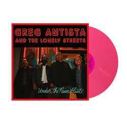 Greg Antista & The Lonely Streets LP