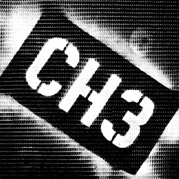 "Channel 3 ""EP"" Back Patch"