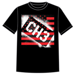 Channel 3 EP Flag Shirt