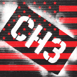 "Channel 3 ""EP Flag"" Back Patch"