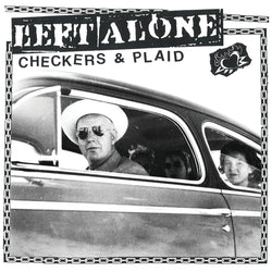 "Left Alone ""Checkers & Plaid"" Vinyl"