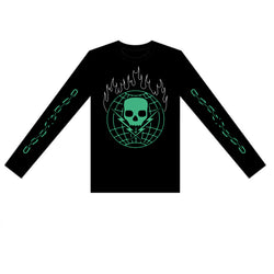 "Death By Stereo ""Chains"" Long Sleeve Shirt"