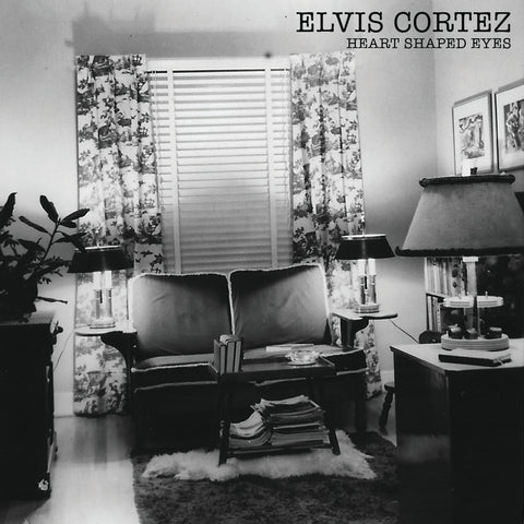 "Elvis Cortez ""Heart Shaped Eyes"" Digital Download"