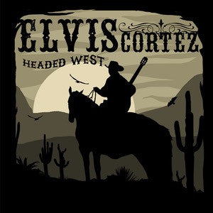 "Elvis Cortez ""Headed West"" 7"" Flexi"