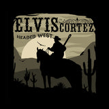 "Elvis Cortez ""Headed West"" Shirt"