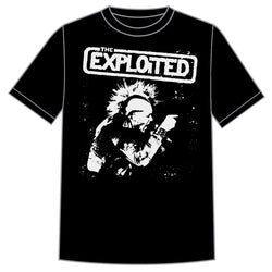 "The Exploited ""Wattie"" Shirt"