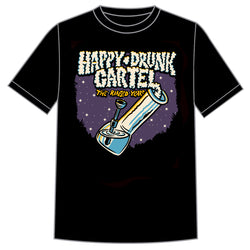 "Happy Drunk Cartel ""The Rinsed Years"" Shirt"