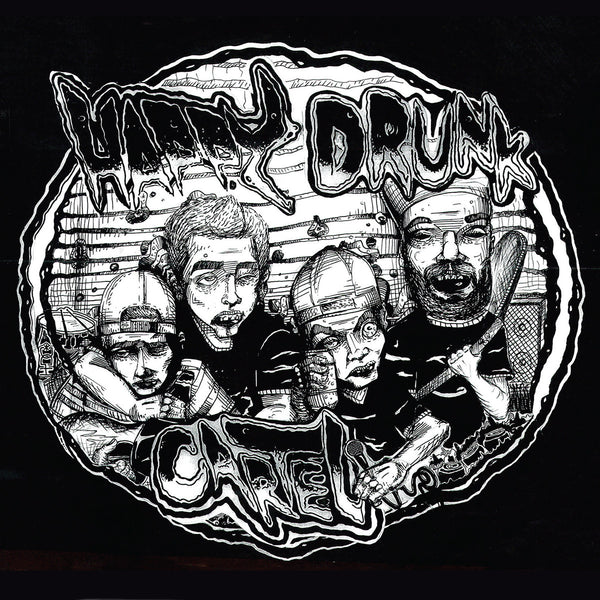 "Happy Drunk Cartel ""Happy Drunx"" CD Pre Sale OUT MAY 12th"