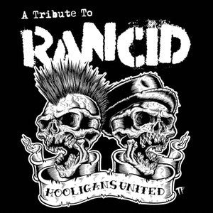Rancid Tribute Record Hooligans United CD