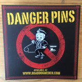 "Danger Pins Series 1 ""Ska Kid"""