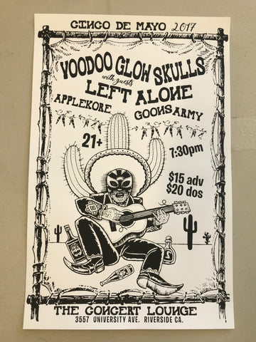 Left Alone / Voodoo Glow Skulls Cinco De Mayo