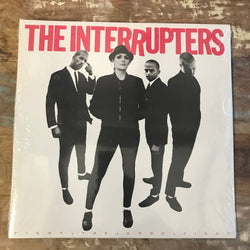 "The Interrupters ""Fight the Good Fight Vinyl"