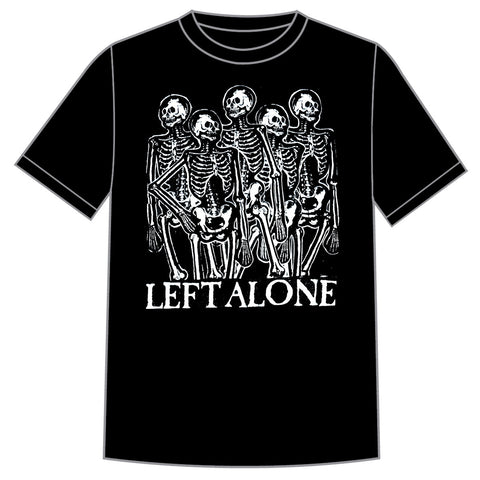 "Left Alone ""5 Skeletons"" Shirt"