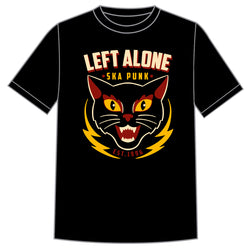 "Left Alone ""LA Cat"" Shirt"