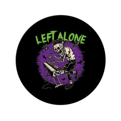 "Left Alone ""Dead Keys"" Pin"