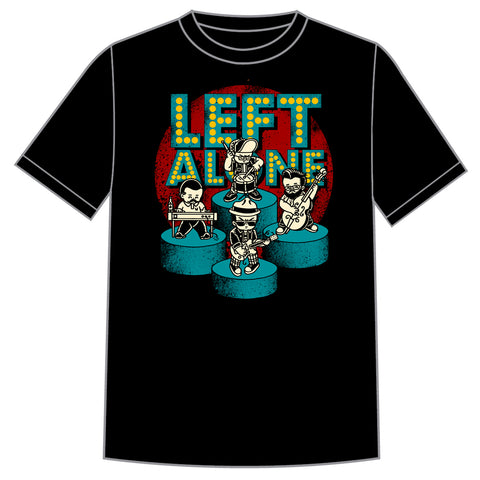 "Left Alone ""Kewpie Band"" Shirt"